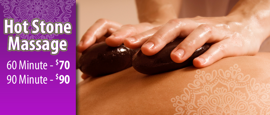 Pueblo Massage Hot Stone