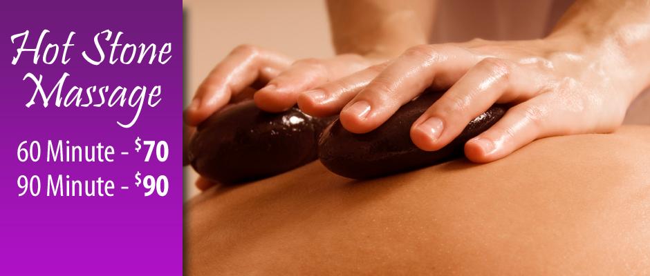 Pueblo Massage Hot Stone